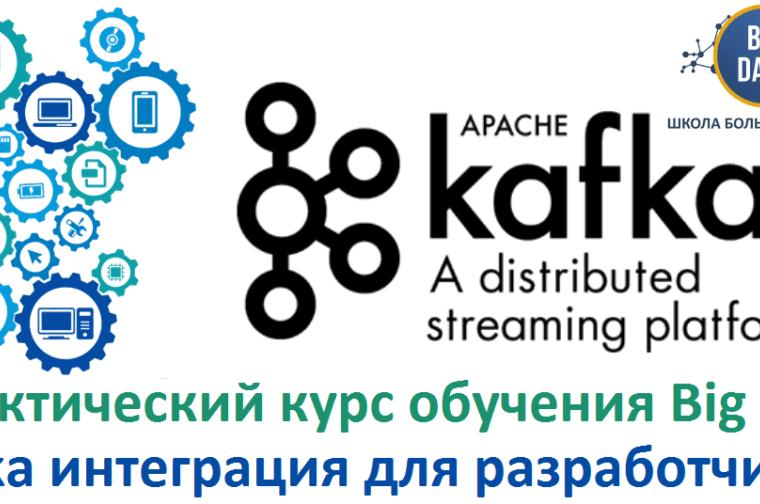 Интеграция Apache Kafka для разработчиков